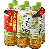【訳あり(賞味期限2019年1月末)】アサヒ飲料 十六茶 630ml 20本+4本おまけ