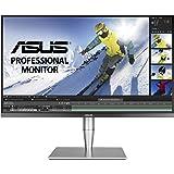 ASUS 32型プロ向け4Kディスプレイ (HDR/直下型LED/IPS/ゼロ輝点保証/AdobeRGB/DCI-P3/Rec.2020/Thunderbolt/Displayport)PA32UC