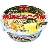 ヤマダイ ニュータッチ 凄麺 横浜とんこつ家 117g×12個