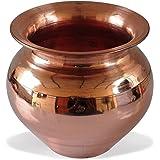 Swara Online Pooja Accessories Handmade Accessories Handmade Copper Vessel Lota Kalash