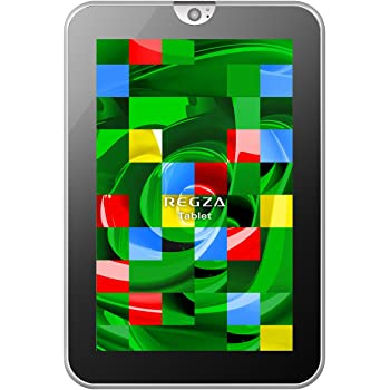 TOSHIBA REGZA Tablet AT3S0/35D レグザタブレット Android3.2 タッチパネル付き 7型ワイド PA3S035DNAS