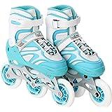 Kaiser(カイザー) スピード スケーター 3輪 <Mサイズ/Lサイズ> KW-467 インライン ローラー スケート