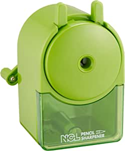 ナカバヤシ 手動鉛筆削りき グリーン DPS-H101KG
