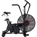 Assault Bike Gym Equipment Machine With High Weight Capacity, Exercise Bike, Stationary Bike, Air Bike With Silent Belt Drive