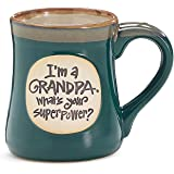 Im a Grandpa Whats Your Super Power Ceramic Mug