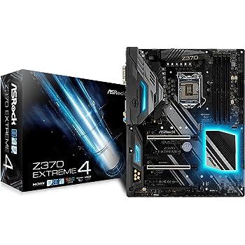ASRock Intel Z370 チップセット搭載 ATX マザーボード Z370 Extreme4
