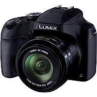 Panasonic Lumix DC-FZ85-K Digital Camera,Black