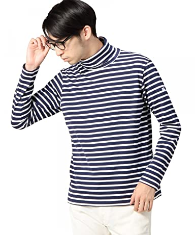 Turtleneck Shirt 1212-414-5726: Navy