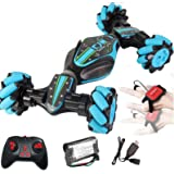 Heyean RC Stunt Car, Remote Control Car Rechargeable Deformable 4WD 2.4GHz High Speed Stunt RC Car with Sensing Twisting Vehi