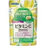 オリヒロ かんでおいしいチュアブルサプリ ビタミンC 120粒