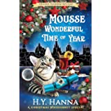 The Mousse Wonderful Time of Year: The Oxford Tearoom Mysteries - Book 10
