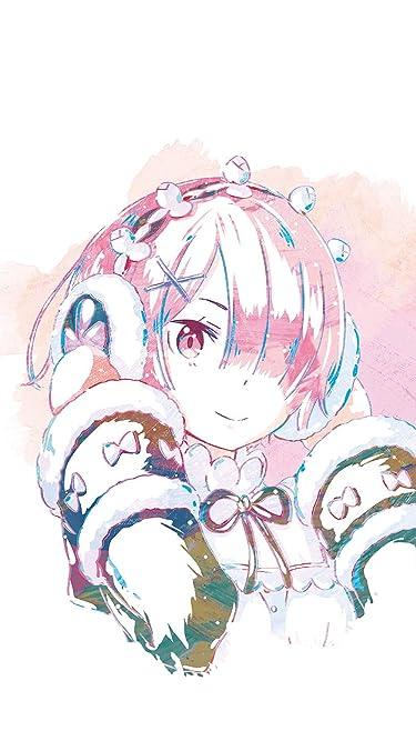 Re:ゼロから始める異世界生活  iPhone/Androidスマホ壁紙(1080×1920)-1 - ラム