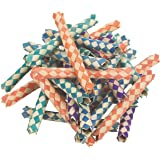 Finger Traps, Classic Party Toys - Bulk Set of 72 in Assorted Colors - Favors and Giveaways