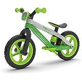 Chillafish Kids BMXie-RS: BMX Balance Bike with Airless Rubberskin Tires