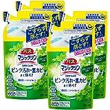 【Amazon.co.jp 限定】【まとめ買い】バスマジックリン 風呂洗剤 泡立ちスプレー SUPERCLEAN グリー…