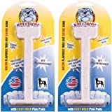 Bullibone Dog Chew Toys: Durable Dog Toys for Large Dogs and Aggressive Chewers. Long Lasting Bacon Flavored Dog Chews Big Do
