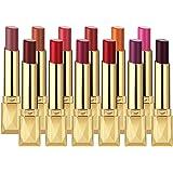MISKOS 12PC Matte Waterproof LipStick Summer Long Lasting Lip Makeup Set No Fade Pigmented Lip Stick Cosmeitc Gift Kits