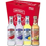 【Amazon.co.jp限定】 スミノフアイス 4種類×2本 飲み比べセット [ チューハイ 275ml×8本 ]BBOA
