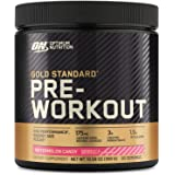 OPTIMUM NUTRITION GOLD STANDARD Pre-Workout with Creatine, Beta-Alanine, and Caffeine for Energy, Keto Friendly, Watermelon,