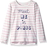 OshKosh B'Gosh Girls Sweatshirt Top Long Sleeve T-Shirt