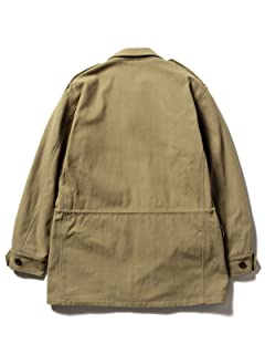 M-43 Field Jacket 11-18-3669-120: Khaki