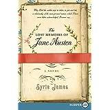 The Lost Memoirs of Jane Austen Large Print