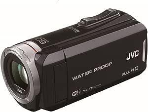 JVC KENWOOD JVC ビデオカメラ 防水5m防塵仕様 内蔵メモリー64GB ブラック GZ-RX130-B
