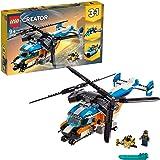 レゴ(LEGO) クリエイター ツインローター・ヘリコプター 31096 ブロック おもちゃ 女の子 男の子