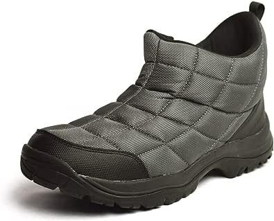 [ジーノ] レイン スノー ブーツ シューズ メンズ 防水 防滑 メッシュ トレッキングシューズ アウトドア 登山靴 長靴 雨靴 雪靴 靴 メンズシューズ