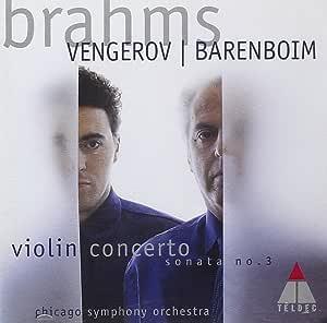 Violin Concerto in D Major / Sonata No 3 D Minor