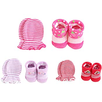 86c9e01d4d2680 Amazon   Lion Bear 幼児の赤ちゃんの綿の靴下のミトンベビー用品完璧な ...