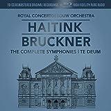 Bernard Haitink - Bruckner The Complete Symphonies & Te Deum [10CD+Blu-ray Audio]