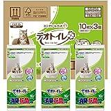 デオトイレ 消臭・抗菌シート 10枚×3個 【在庫限り】