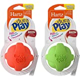 Hartz Dura Play Ball Size:Medium Pack of 2