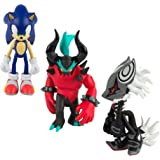 """Sonic Collector Series 3"""" Figure Pack with Ring"""