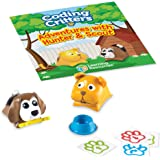 Learning Resources LER3090 Coding Critters Pair-A-Pets Adventures with Hunter & Scout