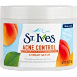 St Ives Blemish Control Apricot Scrub 10 Oz (3 Pack)
