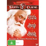 Santa Clause 1,2,3 Holiday Collection (DVD)