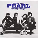 GOLDEN☆BEST PEARL-early days-