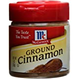 McCormick Ground Cinnamon, 28g