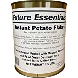 Future Essentials Dehydrated Instant Potato Flakes (1.5 lbs)