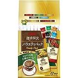 UCC 珈琲探究 バラエティパック ドリップコーヒー 12袋