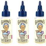 Grandma's Secret Spot Remover, 2 Ounce (Pack of 3)