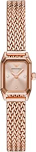 [Emporio Armani] 腕時計 GIOIA AR11345 レディース ローズゴールド