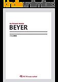 BEYER(バイエル教則本) 3線譜,クロマチックノーテーション