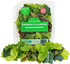 Just Produce Just Mesclun: Crunchy Classics 100g