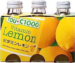 YOUC1000 Vitamin Lemon Drink, 140ml (Pack of 6)