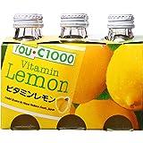 YOUC1000 Vitamin Lemon Drink, 6 x 140ml
