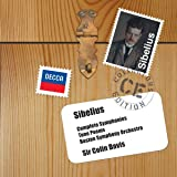 Sibelius Complete Symphonies Tone Poems