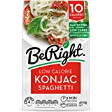 BeRight Konjac Spaghetti 6 x 400g, Low Calorie